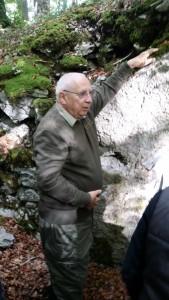 Oberst Hans Ruedi Schaffhauser